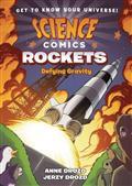 Science Comics Rockets GN (C: 1-1-0)