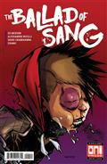 Ballad of Sang #4 (of 5) (MR)