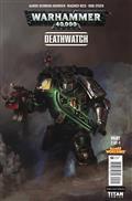 Warhammer 40000 Deathwatch #2 (of 4) Cvr A Nakayama