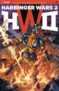 Harbinger Wars 2 #2 (of 4) Cvr A Jones (Net)