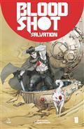 Bloodshot Salvation #10 (New Arc) Cvr A Rocafort (Net)