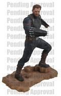 Marvel Gallery Avengers 3 Captain America Pvc Statue (C: 1-1