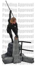 Marvel Gallery Avengers 3 Black Widow Pvc Statue (C: 1-1-2)