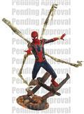 Marvel Premier Coll Avengers 3 Iron Spider-Man Statue (C: 1-