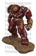Marvel Milestones Avengers 3 Hulkbuster Statue (C: 1-1-2)