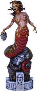 Ffg Greek Myth Medusa 1/6 Scale Resin Statue (Net) (C: 1-1-2