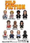 Pulp Fiction Collection Titans Mini Fig 18Pc Bmb Ds (C: 0-1-