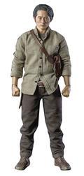Walking Dead Glenn Rhee 1/6 Scale Fig (Net) (C: 0-1-2)