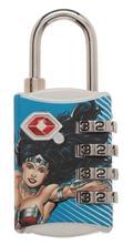 DC Wonder Woman Tsa Combination Lock (C: 1-0-2)