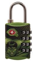 Marvel Hulk Tsa Combination Lock (C: 1-0-2)