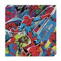 Spider-Man Action Metallic Canvas Art (C: 1-0-2)