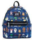 Loungefly Star Wars Faux Leather Aop Mini Backpack (C: 1-0-2
