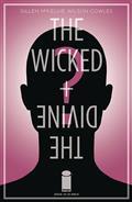 Wicked & Divine #45 Cvr A Mckelvie & Wilson (MR)