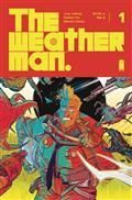 Weatherman Vol 2 #1 Cvr A Fox (MR)