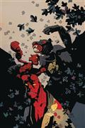 Hellboy And BPRD Beast of Vargu Cvr B Mignola