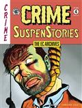 Ec Archives Crime Suspenstories HC Vol 04 (C: 0-1-2)