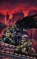 Batman Teenage Mutant Ninja Turtles III #2 (of 6) Var Ed