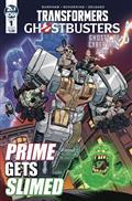 Transformers Ghostbusters #1 Cvr B Roche (C: 1-0-0)