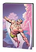 Namor Sub-Mariner By Byrne And Jae Lee Omnibus HC