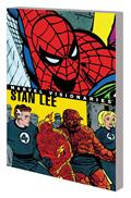 Marvel Visionaries TP Stan Lee