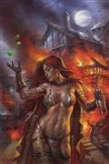 Red Sonja Birth of She Devil #1 Parrillo Virgin Var