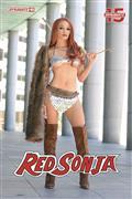 Red Sonja #5 Cvr E Cosplay