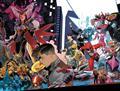 Go Go Power Rangers Forever Rangers #1 Main (C: 1-0-0)