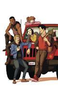 Go Go Power Rangers Forever Rangers #1 Preorder Anka (C: 1-0
