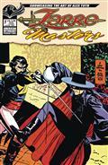 Zorro Masters Alex Toth #1 Main Cvr Toth
