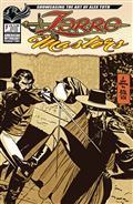 Zorro Masters Alex Toth #1 Ltd Ed Cvr Toth