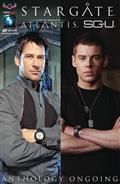 Stargate Atlantis Universe Anthology Ongoing #1 Flashback Ph