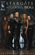 Stargate Atlantis Universe Anthology Ongoing #1 Sgu Photo Cv