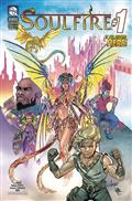 Soulfire Vol 8 #1 Cvr A Forte