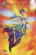 Soulfire Vol 8 #1 Cvr B Turner