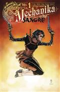 Lady Mechanika Sangre #1 (of 5) 10 Copy Benitez Incv Cvr (Ne