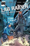 LAB-RAIDER-4-(OF-4)-(MR)