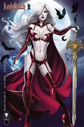 Lady Death Merciless Onslaught #1 Tucci Scarlet Var Cvr (MR)