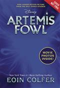 ART-AND-MAKING-OF-ARTEMIS-FOWL-HC-(C-0-1-0)