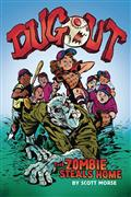 DUGOUT-GN-VOL-01-ZOMBIE-STEALS-HOME-(C-0-1-0)