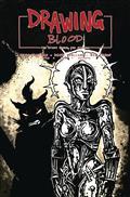 Drawing Blood Splilled Ink #2 (of 4) Cvr B Eastman (MR)