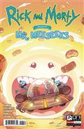 Rick & Morty Presents Mr Meeseeks #1 Cvr A