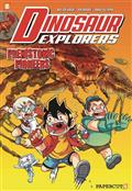 DINOSAUR-EXPLORERS-HC-VOL-01-PREHISTORIC-PIONEERS