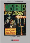 PRE-CODE-CLASSICS-MYSTERIES-WEIRD-STRANGE-HC-VOL-01-(C-0-