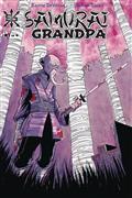 Samurai Grandpa #1