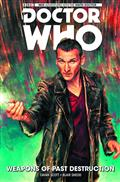 DOCTOR-WHO-9TH-HC-VOL-01-WEAPONS-OF-PAST-DESTRUCTION