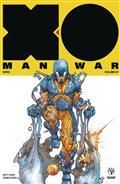 X-O Manowar (2017) TP Vol 07 Hero (C: 0-1-2)