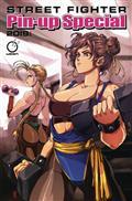 Street Fighter 2019 Pinup Special #1 Cvr A Liu
