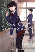 Komi Cant Communicate GN Vol 01 (C: 1-1-2)