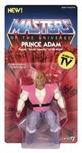 Motu 5.5In Vintage Wave 3 Prince Adam Action Figure (Net) (C