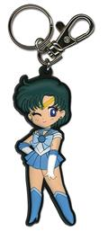 Sailor Moon Sailor Mercury Sd Pvc Keychain (C: 1-1-2)